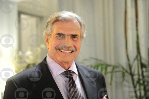Morre o ator Tarcísio Meira, aos 85 anos