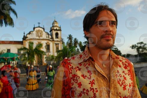 Duas Caras grava cenas em Pernambuco