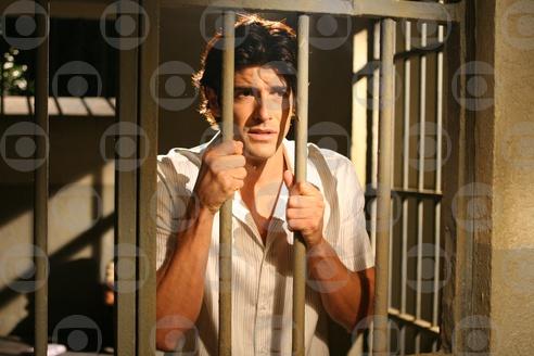Dante é preso