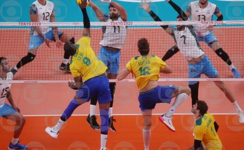 SporTV transmite o Sul-Americano, início de mais um ciclo olímpico para a seleção masculina de vôlei