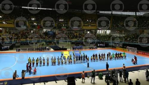 Em busca do hexa, Brasil estreia na Copa do Mundo de Futsal contra o Vietnã