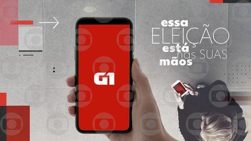 G1 lança campanha que incentiva a busca por informações sobre as eleições municipais