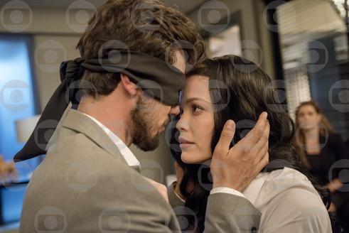 O 'encontro' de Rafael e Kyra