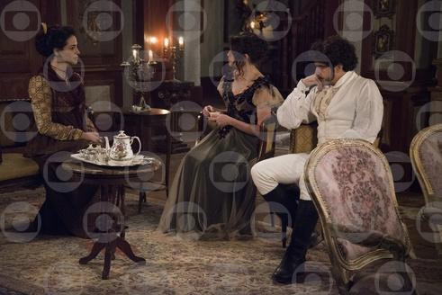 Benedita anuncia estar grávida de Dom Pedro I