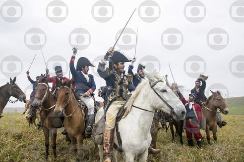 Dom Pedro I proclama a Independência do Brasil