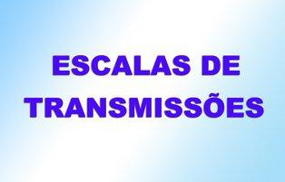 Escalas de Transmissões